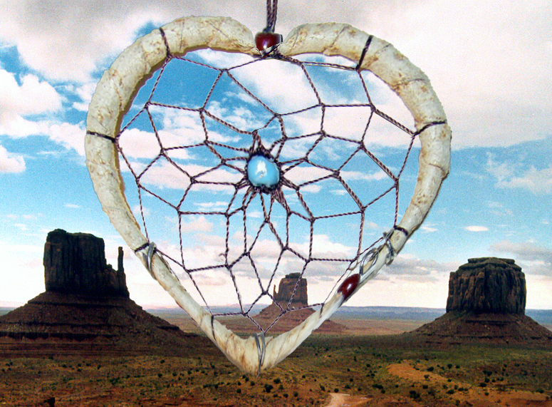 Dream Catcher Heart